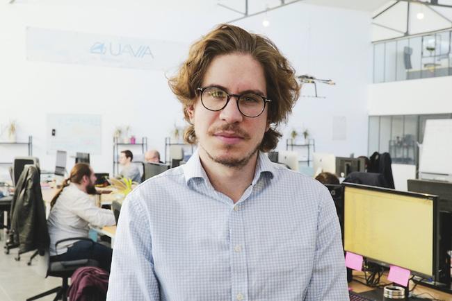 Rencontrez Pierre, CTO : Embedded Systems - Uavia
