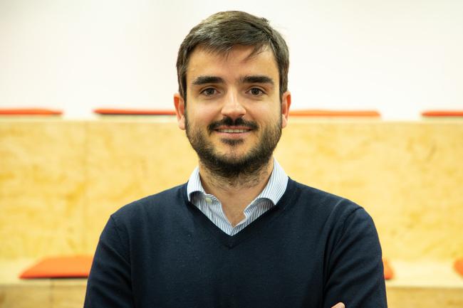 Descubre Diego, COO & Co-Founder - ProntoPiso