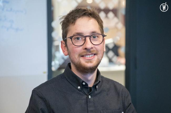 Rencontrez Martin, Customer Success Lead