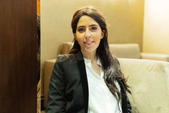 Rencontrez Andréa, Présidente - HOTEL DU COLLECTIONNEUR
