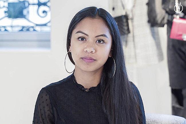 Rencontrez Monicka, Coordinateur visuel mersh Stradivarius - Inditex (Zara)