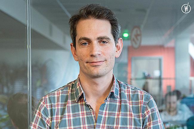 Rencontrez Thomas, Directeur du bureau de Nantes - 1Kubator