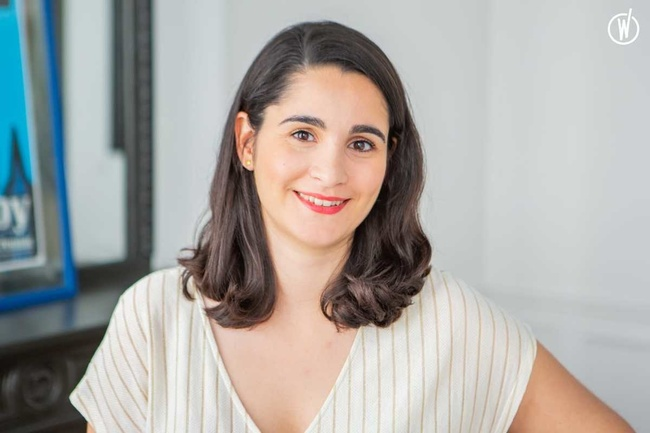 Rencontrez Myriam, Senior Manager - Bartle