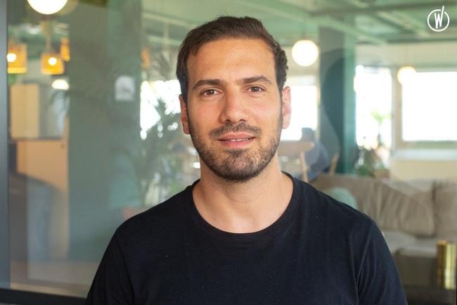 Rencontrez Raphaël, CEO et Co-fondateur - Moment