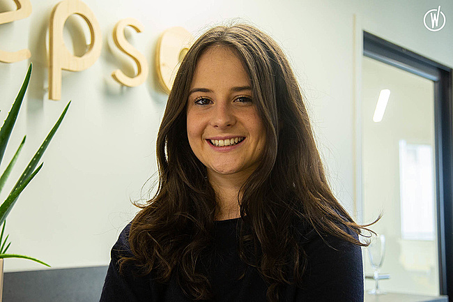 Rencontrez Pauline, Customer Success Manager - EPSOR