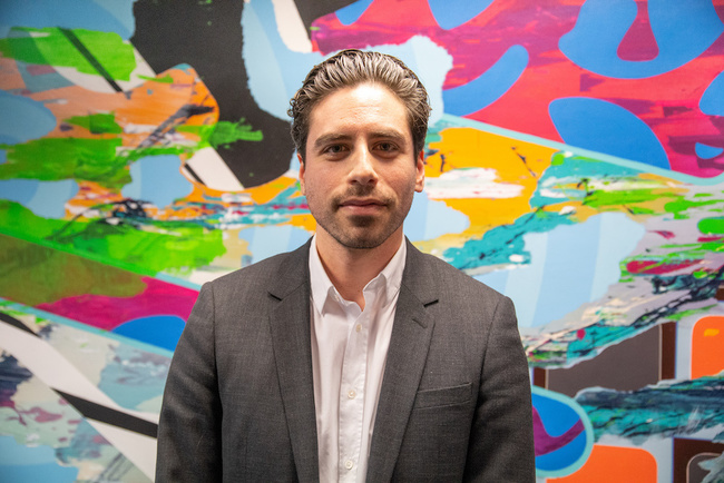 Meet Oscar, International Digital Marketing Manager