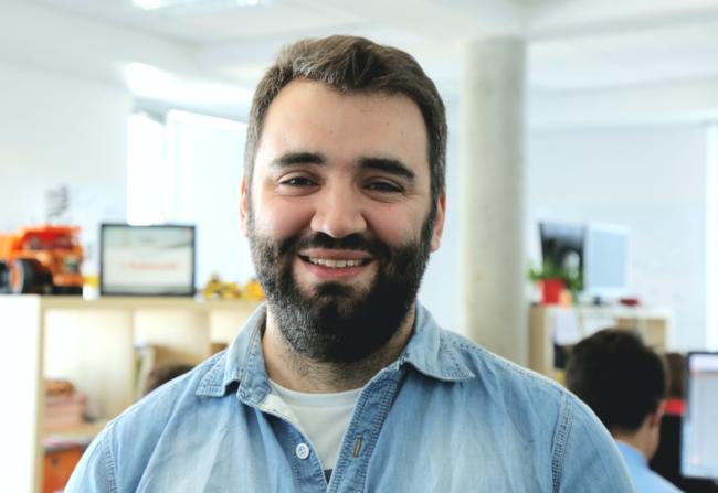 Rencontrez Thibaud, Lead Software Developer