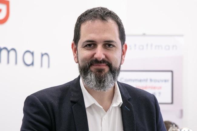 Rencontrez Bastien, CEO