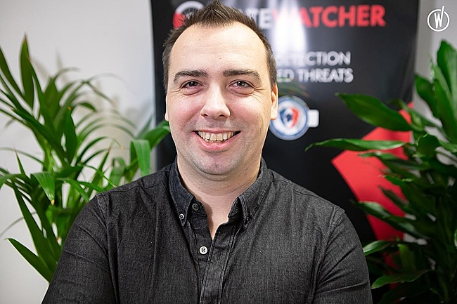 Rencontrez Philippe, CTO - Gatewatcher