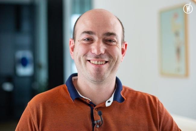 Rencontrez Sébastien, Rédacteur en chef