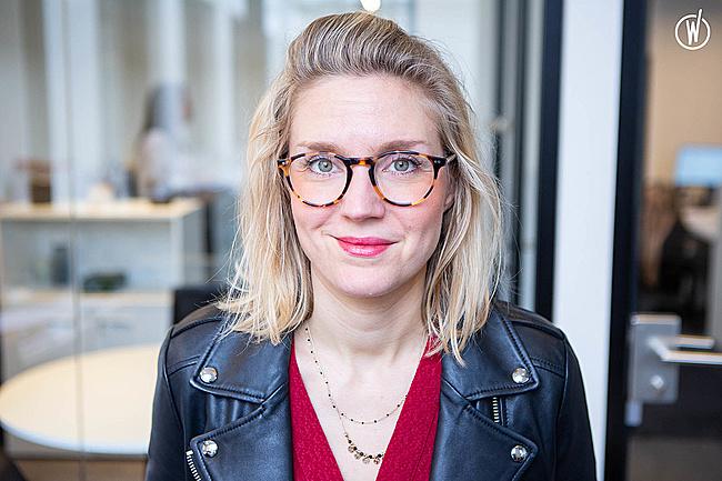 Rencontrez Stéphanie, Responsable événementiel  - Groupe Bertrand