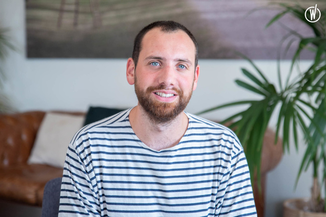 Meet Bastien, Head of Venture Design
