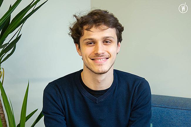 Rencontrez Paul, Développeur - EPSOR