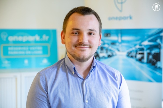 Meet Hugo, Product Owner - Onepark