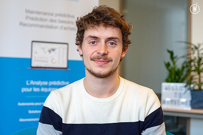 Rencontrez Clément, Product Owner - Invenis