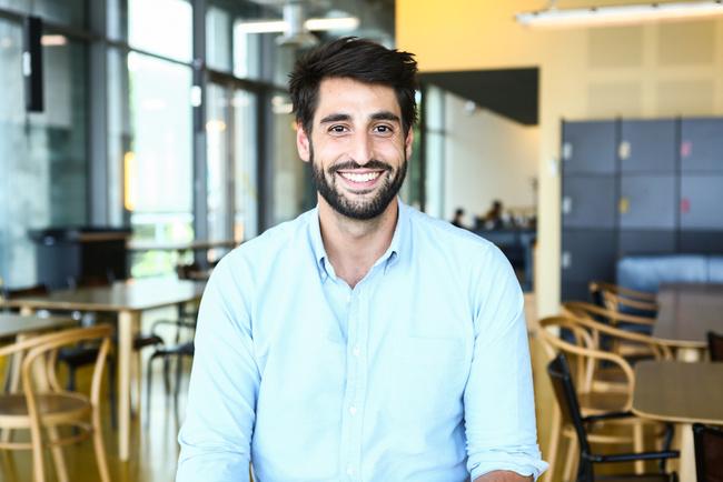 Rencontrez Areski, Head of UX - BETC FULLSIX
