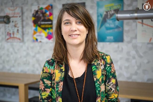 Meet Gaelle, Customer Director  - BVA Group