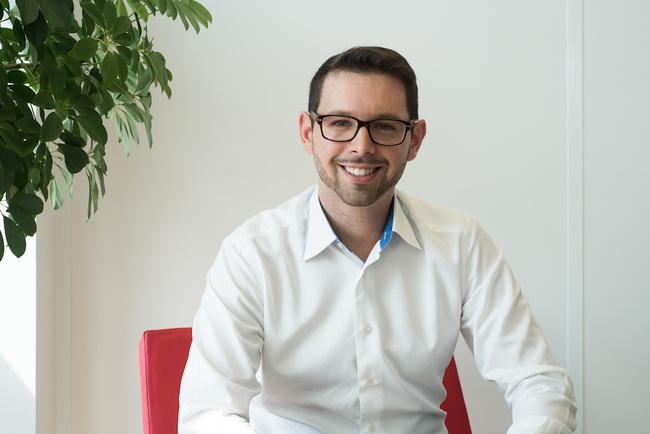 Rencontrez Guillaume, Directeur Services Managés