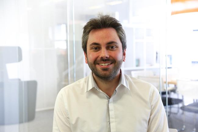 Rencontrez Philippe, IT AREA Lead - ING Bank