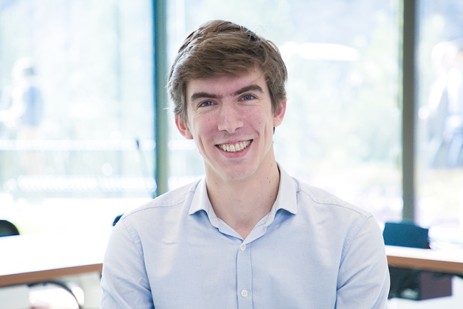 Rencontrez Hugo, Business Relationship Manager