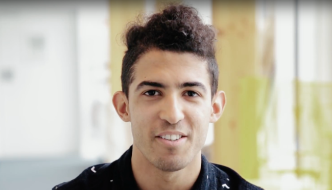 Meet Chaker, Product Designer
