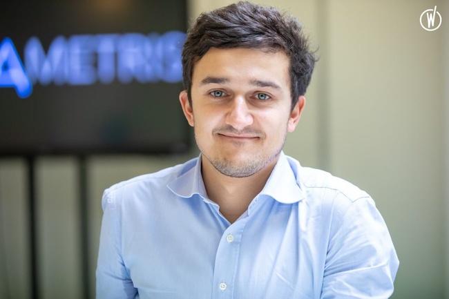 Rencontrez André, Responsable Agence IDF / NEN - Altametris