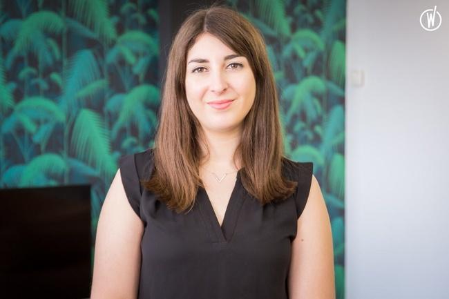 Meet Solène, Meet Solène, Market Analyst  - BVA Group
