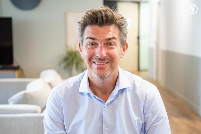 Rencontrez Philippe, CEO