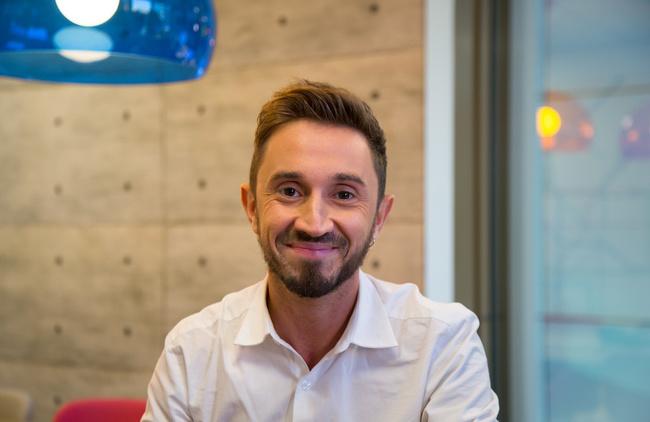 Rencontrez David, Directeur des contenus digitaux