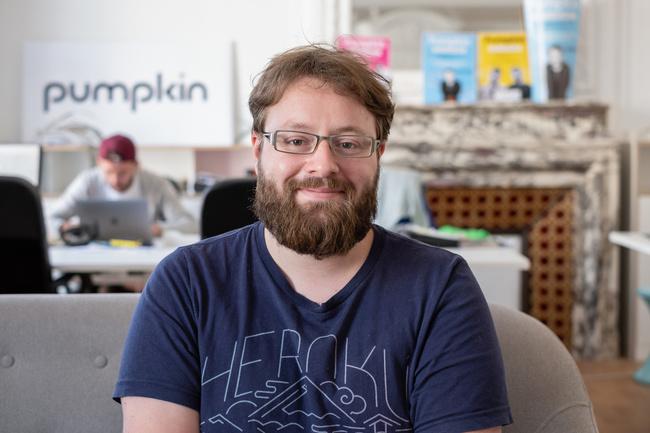 Rencontrez Jason, Architecte backend - Pumpkin