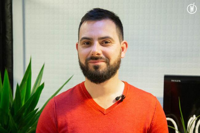 Rencontrez Marc, Designer Metteur au Point - Intangibles Assets Design