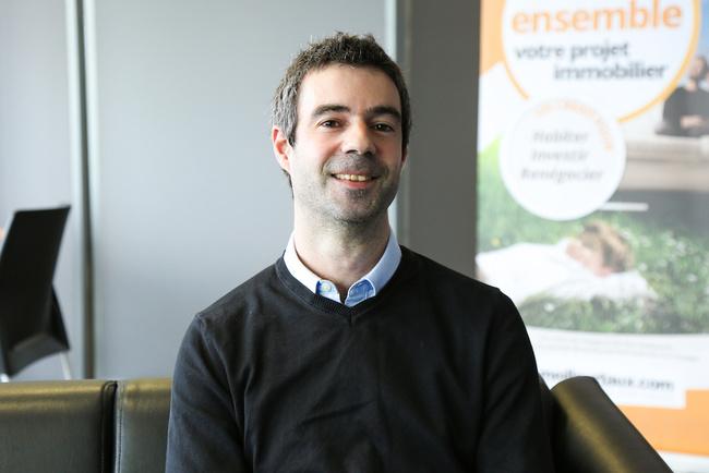 Rencontrez Quentin, Conseiller Prêt Immobilier - GROUPE MEILLEURTAUX