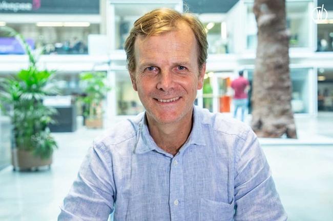 Rencontrez Christophe, président et co-fondateur