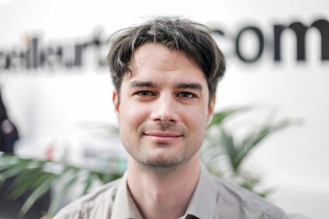 Rencontrez Gabriel, Chef de Projet MOA