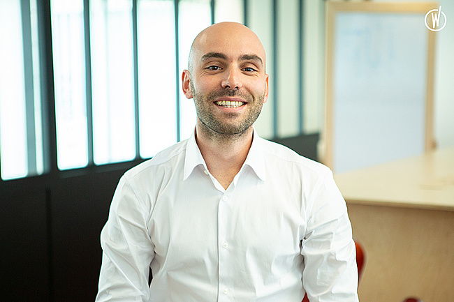 Rencontrez Nicolas, Ingénieur réseaux et sécurité - SPIE ICS