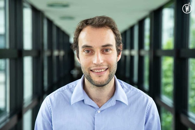 Rencontrez Guillaume, Product Owner - DAXIUM