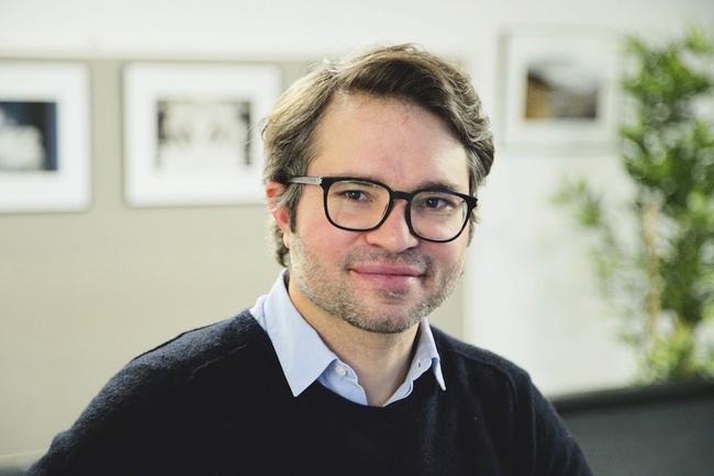 Rencontrez Julien, CEO