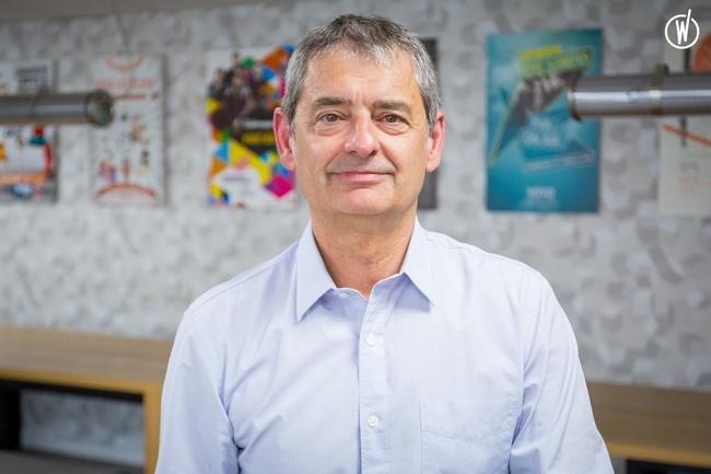 Meet Gérard, CEO  - BVA Group