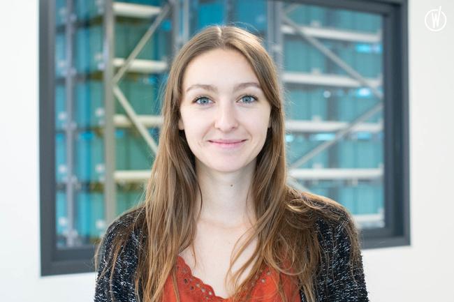 Rencontrez Claire, Ingénieur Méthodes