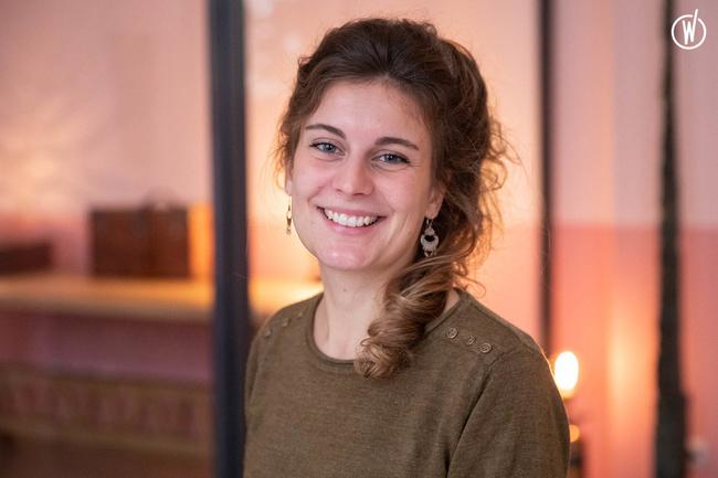 Rencontrez Marie-Astrid, Psychologue et chargée de recherche - Ithaque Medical
