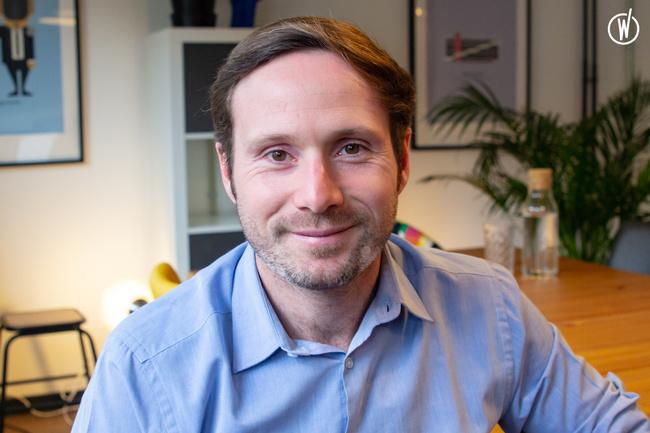 Rencontrez Guillaume, Cofondateur et CEO - AR24