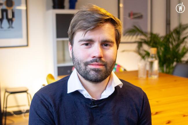 Rencontrez Clément, Confondateur et CTO - AR24