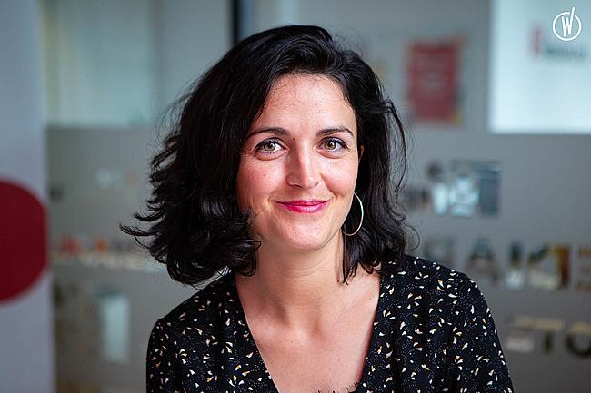Rencontrez Laëtitia, Directrice Conseil et Associée - Mediapilote