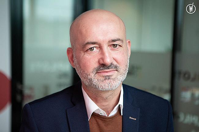 Rencontrez Pierre, Président du Directoire - Mediapilote