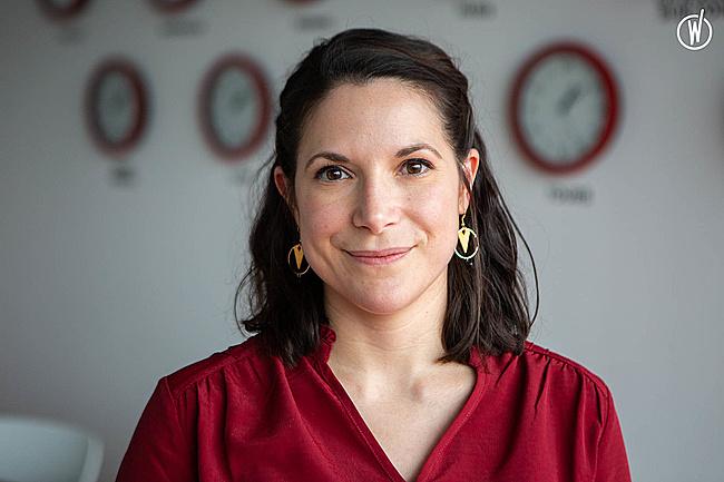 Rencontrez Sarah, Chef de projet - Mediapilote