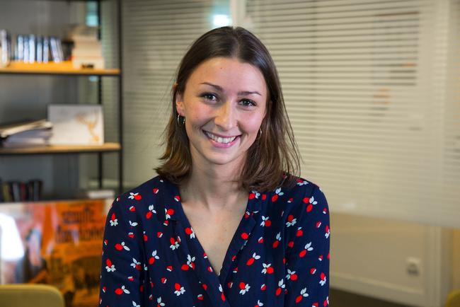 Rencontrez Manon, Chef de produit marketing Séries TV - CANAL+ Group
