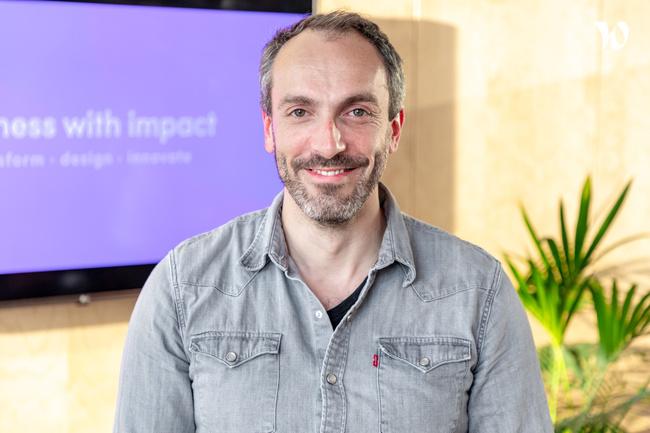 Rencontrez Erwan, Founder & CEO