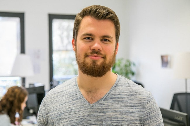 Rencontrez Simon, Ingénieur R&D