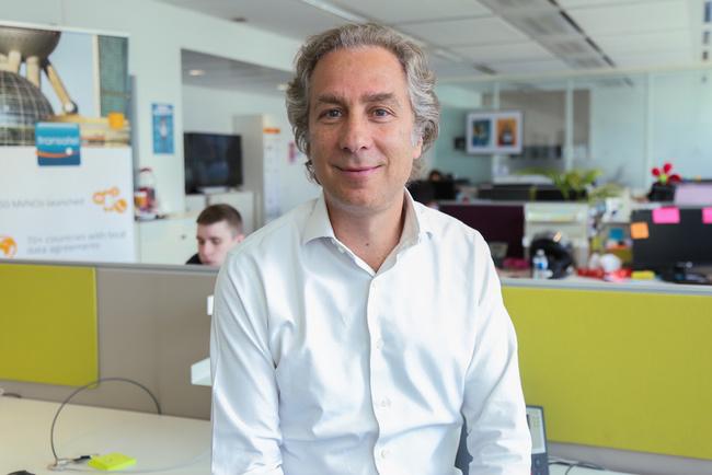 Rencontrez Bertrand, Directeur Général Adjoint
