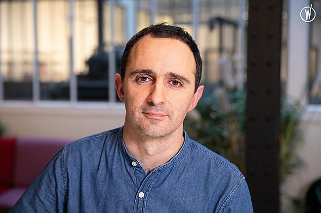 Rencontrez Daniel, Chief Data Officer - CAMPINGS.COM